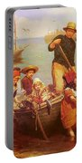 Thomas Edwin Monsters Of The Deep Portable Battery Charger