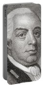 Thomas Gage, 1719 To1787. British Portable Battery Charger