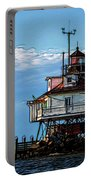 Thomas Point Lighthouse Portable Battery Charger