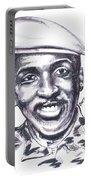 Thomas Sankara 02 Portable Battery Charger