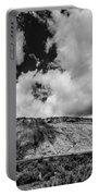 Thompson Springs Gathering Thunderstorm - Utah Portable Battery Charger