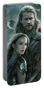 Thor 2 The Dark World 2013 Portable Battery Charger
