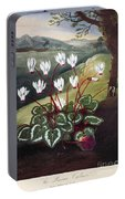 Thornton: Cyclamen Portable Battery Charger