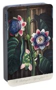 Thornton: Passion-flower Portable Battery Charger