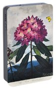 Thornton: Rhododendron Portable Battery Charger