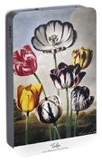 Thornton: Tulips Portable Battery Charger