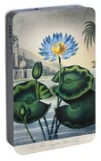 Thornton: Water Lily Portable Battery Charger