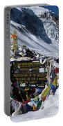 Thorong La Pass, Annapurna Circuit, Nepal Portable Battery Charger