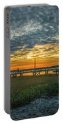 Those Southern Sunsets Portable Battery Charger
