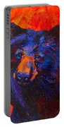 Thoughtful - Black Bear Portable Battery Charger