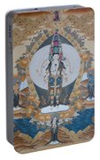Thousand-armed Avalokitesvara Portable Battery Charger