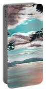 Thousand Island Sunset Portable Battery Charger