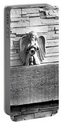 Three Angels On A Mantel Portable Battery Charger