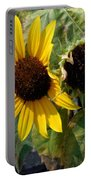 Three Beautiful Sunflower Portable Battery Charger
