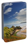 Three Cliffs Bay 4 Portable Battery Charger
