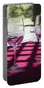 Three For Wine Portable Battery Charger