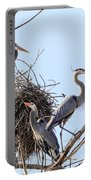 Three Herons Portable Battery Charger