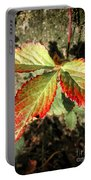 Three Leaves Portable Battery Charger