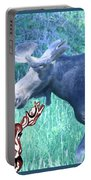 Three Moose Portable Battery Charger