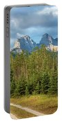 Three Sisters And A Dirt Road Portable Battery Charger