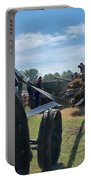 Threshing Grain Portable Battery Charger