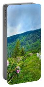 Through The Blue Ridges Portable Battery Charger