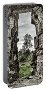 Through The Castle Window Portable Battery Charger
