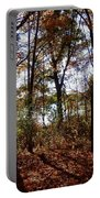 Through The Forest Portable Battery Charger