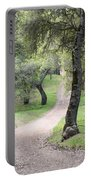 Through The Oaks Portable Battery Charger