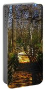 Through The Swamp Portable Battery Charger