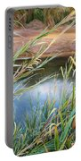 Through The Thickets Portable Battery Charger