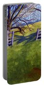 Throught The Pasture Gate Portable Battery Charger