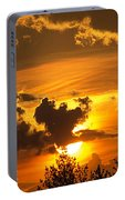 Thunder Mets Sunset Portable Battery Charger