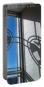 Thunderbird Motif Portable Battery Charger