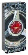 Thunderbird Rim Emblem Portable Battery Charger