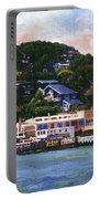 Tiburon California Waterfront Portable Battery Charger