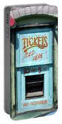 Ticket Window For Show Tickets Portable Battery Charger
