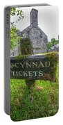 Tickets Sign Portable Battery Charger