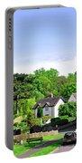Ticknall Village From Ingleby Lane Portable Battery Charger