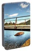 Tidal River Bridge Portable Battery Charger