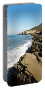Tide Pools Area Portable Battery Charger