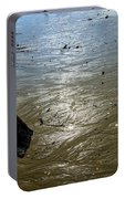 Tides Out After The Storm Portable Battery Charger