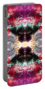 Tie Dye Sky Portable Battery Charger