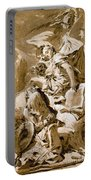 Tiepolo: Saint Jerome Portable Battery Charger
