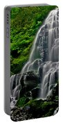 Tiered Falls Portable Battery Charger
