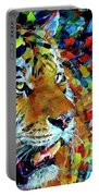 Tiger Big Colors Portable Battery Charger