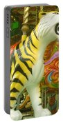 Tiger Carousel Portable Battery Charger