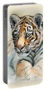 Tiger Cub Portrait 865 Portable Battery Charger