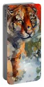 Tiger Hotty Totty Style Portable Battery Charger
