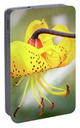 Tiger Lily. Portable Battery Charger